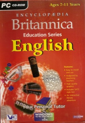 Britannica ENCYCLOPEDIA BRITANNICA ENGLISH (Ages 7-11)