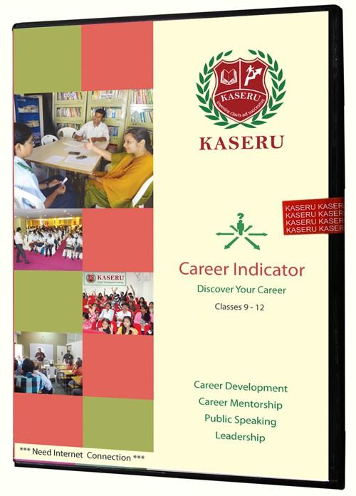 Kaseru Career Indicator(CD)