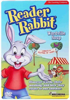 The Learning Company Reader Rabbit Wordville Soup