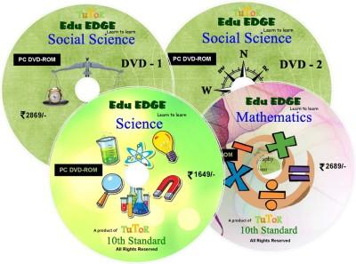 Tutor Mathematics, Science, Social Combo