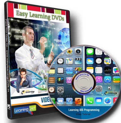 Easy Learning iOS Programming Video Training Tutorial DVD