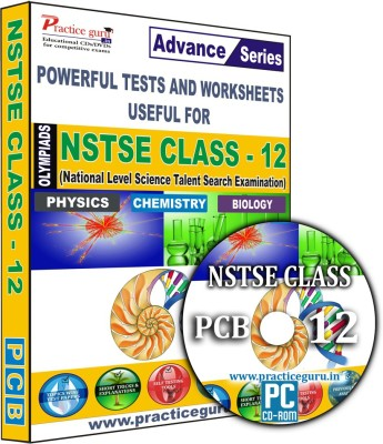Practice Guru NSTSE Class 12 PCB