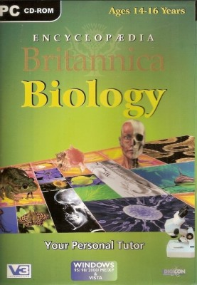 Britannica Encyclopedia Britannica Biology (Ages 14-16 Years)