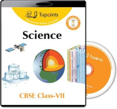 Tupoints Cbse Class 7 Science Multimedia Lessons