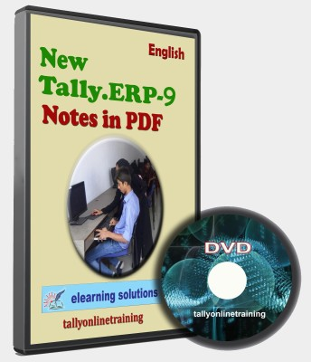 ... SOLUTIONS Tally.Erp 9 + MS-Office 2013 Video Tutorial In Hindi(DVD
