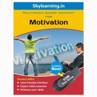 Skylearning.In SKYPDP8(Motivation Pendrive Combo Pack)