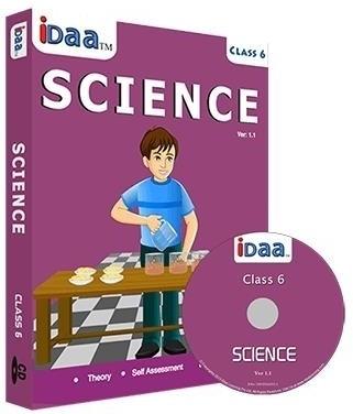 iDaa Science (Class - 6)
