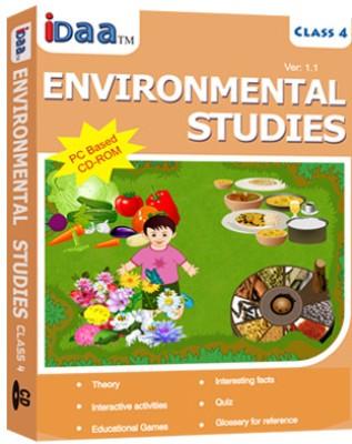 iDaa Class 4 CBSE Enviromental Studies