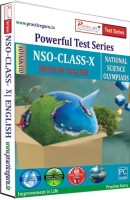 Practice Guru Powerful Test Series - NSO Medium English (Class - 10)