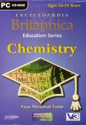 Britannica ENCYCLOPEDIA BRITANNICA CHEMISTRY (Ages 16-18)