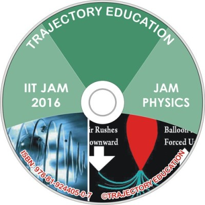 Trajectory Education Iit Jam Physics 2016(DVD)