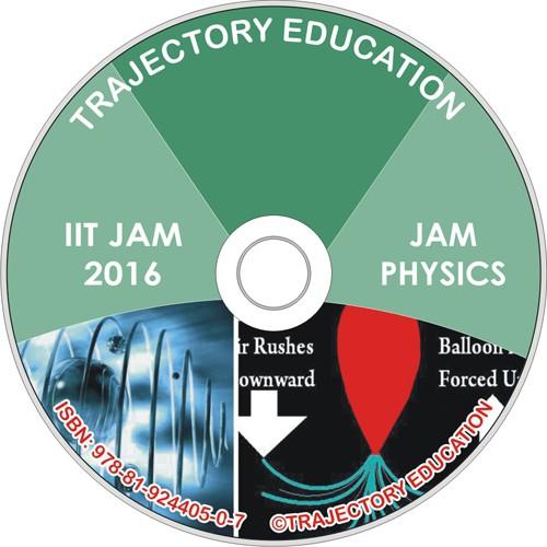 Trajectory Education Iit Jam Physics 2016(DVD)