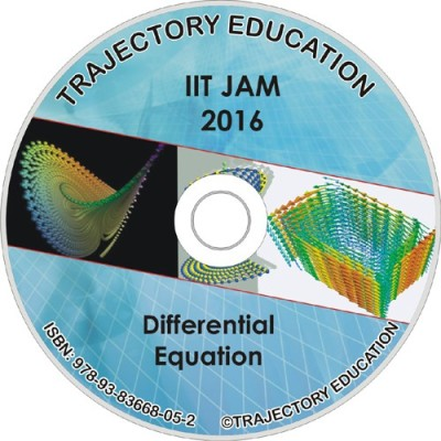 Trajectory Education Differential Equation (Iit Jam Maths 2016)(DVD)