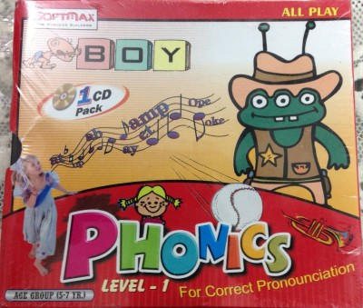 S.Chand PHONICS-I VCD FOR 1ST CLASS