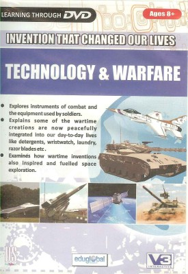 Deep Studies Inc. Invention That Changed Our Lives : Technology & Warfare