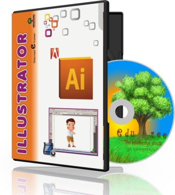 Edutree Learn Illustrator Cs5 ( In English ) Onscreen Tutor (4 - 5 Hrs Duration)
