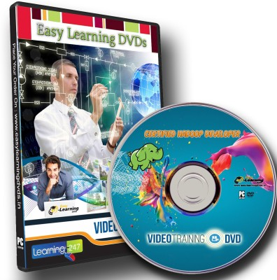 Easy Learning Certified Hadoop Developer (Exam CCD-410) Video Training DVD