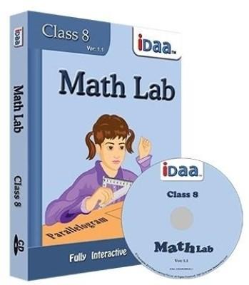 iDaa Math Lab (Class - 8)