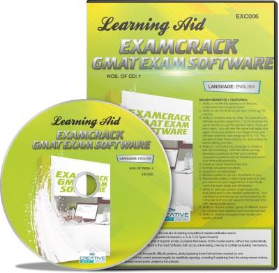 CreativeShift ExamCrack GMAT Exam (English) Software