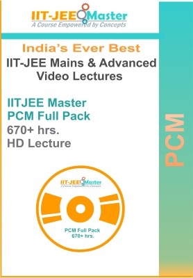 IIT JEE Master PCMFP2Y