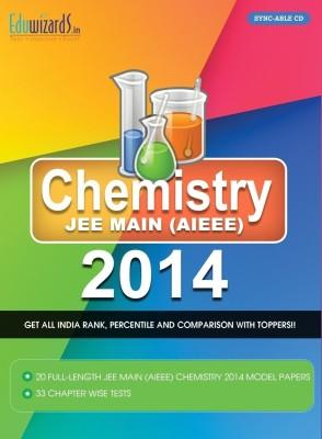 Eduwizards JEE Main (AIEEE) Chemistry 2014 (CD Based Test Series)