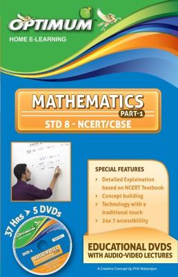 Optimum Educators CBSE/NCERT- STD 8- MATHEMATICS- PART 1