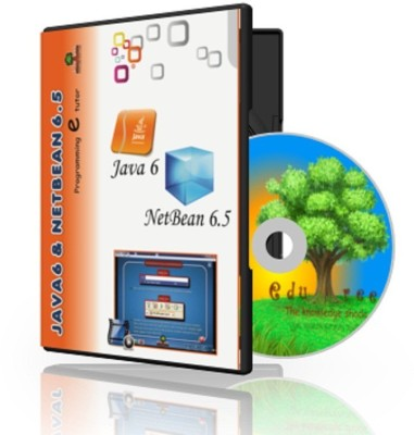 Edutree Learn Java6 & Netbean 5.5 (In English) Programming e tutor (3-4 Hrs Duration)