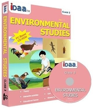 iDaa Environmental Studies (Class - 3)