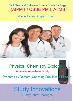 Study Innovations PMT/AIPMT/AIIMS/Medical Entrance Exams Study Material