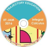 Trajectory Education Integral Calculus (Iit Jam Maths 2016)(DVD)