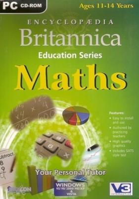Britannica ENCYCLOPEDIA BRITANNICA MATHS (Ages 11-14)