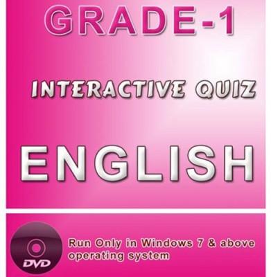 iBooks Class 1 English ,n, Logic Interactive Quiz DVD