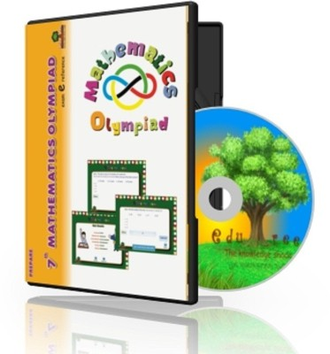 Edutree 7th Mathematics Olympiad (In Englilsh ) Exam e Series -Interactive Tests