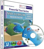 Practice Guru Powerful Test Series NSO Medium English (Class - 3)