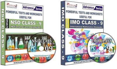 Practice Guru Class 9 - Combo Pack (IMO / NSO)