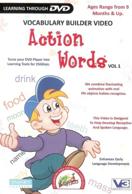 Little Learners Action Words Vol.1