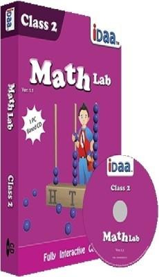 iDaa Math Lab (Class - 2)