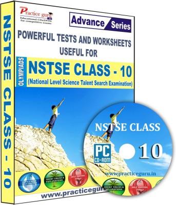 Practice Guru NSTSE Class 10