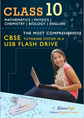 EducoSoft Class 10 CBSE Pen Drive