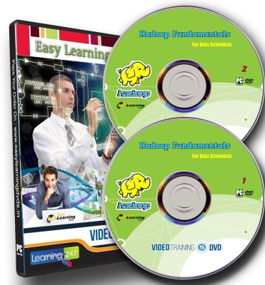 Easy Learning Hadoop Fundamentals Video Course on 2 DVDs