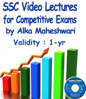 iBooks SSC Video Lectures (12 months) Single user