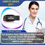 Entranceindia.com AMRITA MBBS 2017 Model...