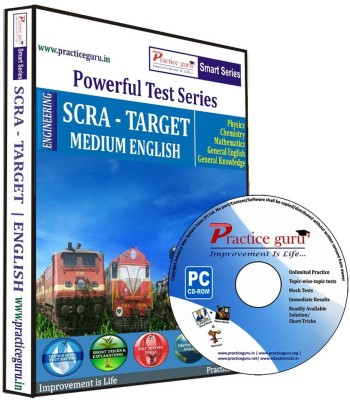 Practice Guru SCRA (Target, Class 11 & 12)