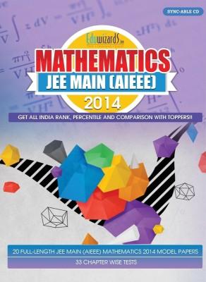 Eduwizards JEE Main (AIEEE) Mathematics 2014 (CD Based Test Series)