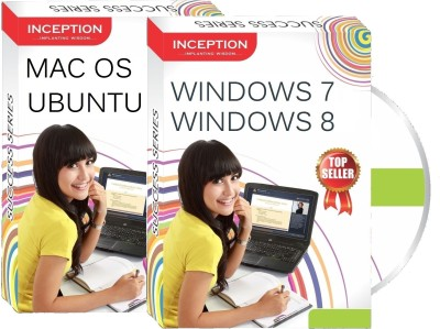 Inception Learn Windows 7, Windows 8, Ubuntu, MAC OS - OPERATING SYSTEMS