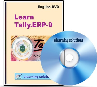 Elearning Solutions Tally.ERP 9 Video Tutorial In English