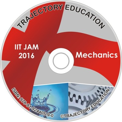 Trajectory Education Mechanics (Iit Jam Physics 2016)(DVD)