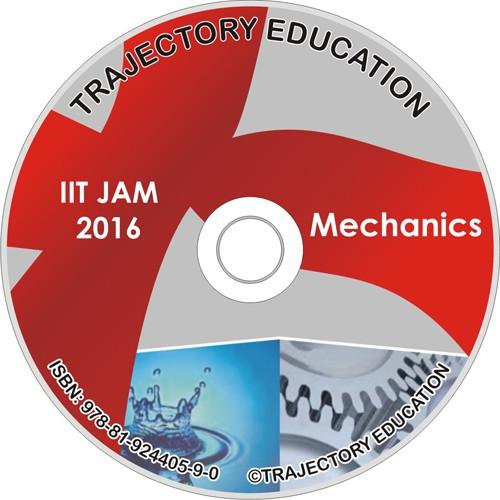 Trajectory Education Mechanics (Iit Jam Physics 2016)(DVD)