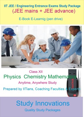 Study Innovations Jee (Mains + Advance) Class XII Study Material