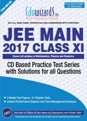Eduwizards JEE Main 2017 Class XI